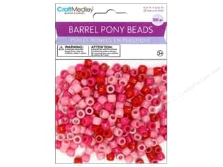 pony beads: Multicraft Bead Barrel Pony Princess 200pc