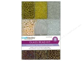 Multicraft Beads Glass Kit Jewel
