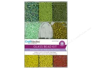 Multicraft Beads Glass Kit Tropical
