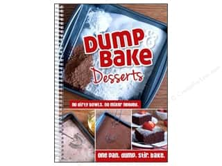 Weekly Specials Pattern: CQ Products Dump Bake Desserts Book
