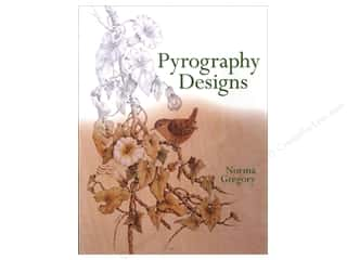 Guild of Master Craftsman Publications Ltd: Pyrography Designs Book