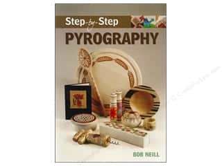 Guild of Master Craftsman Publications Ltd. Clearance Books: Guild of Master Craftsman Step By Step Pyrography Designs Book