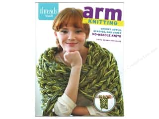 Threads Select Arm Knitting Book