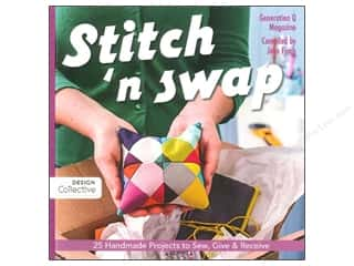 Stash Books An Imprint of C & T Publishing Book-Needlework: Stash By C&T Stitch 'n Swap Book