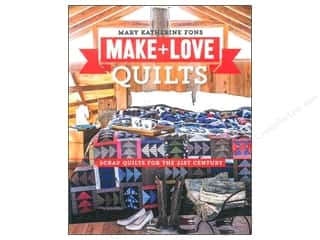 Make & Love Quilts Book