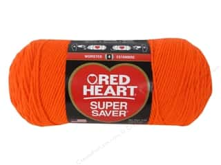 C&C Red Heart Super Saver 4ply 7oz Flame