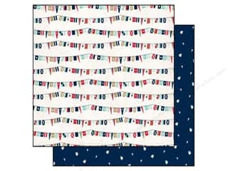Carta Bella 12 x 12 in. Paper Ahoy There Ship Flags (25 piece)