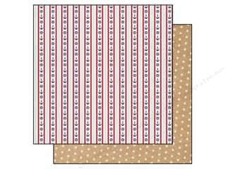 Carta Bella 12 x 12 in. Paper Ahoy There Full Steam Ahead (25 piece)