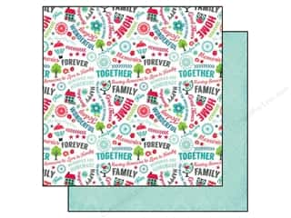 Echo Park Paper 12x12 We Are Family Good Times (25 piece)