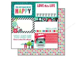 Echo Park Paper 12x12 We Are Family 4x6 Jrnl Cards (25 piece)
