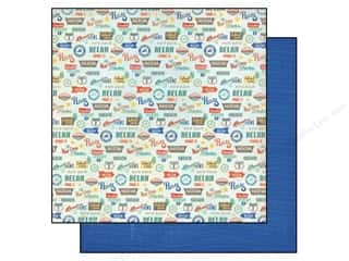 Echo Park Paper 12x12 Sunshine Oceanfront Views (25 piece)