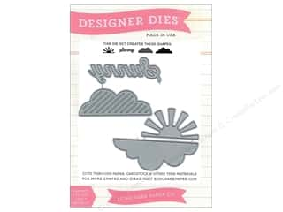 Dies Vacations: Echo Park Designer Dies Walking On Sunshine Sun & Clouds