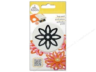 Punches: EK Paper Shapers Large Punch Daisy Flower Burst