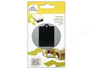 "EK Success 4"": EK Paper Shapers Large Punch Retail Tag"