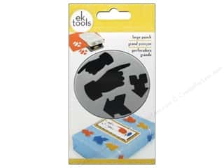 EK Paper Shapers Large Punch Directions