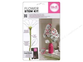Best of 2013 We R Memory Tool Punch: We R Memory Kits Flower Stem
