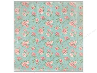 "Paper House Flowers: Paper House Paper 12""x 12"" Country Girl Country Floral (25 pieces)"