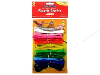 Kids Crafts: Pepperell Rexlace Craft Lace Super Value Pack