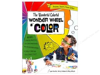 The Wonderful Colorful Wonder Wheel of Color Book