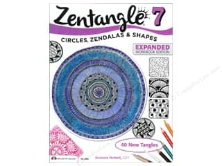 Design Originals Paper Craft Books: Design Originals Zentangle 7 Expanded Edition Book