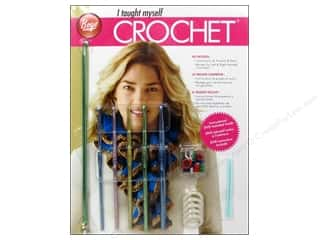 Weekly Specials Boye Crochet: Boye I Taught Myself Crochet Set