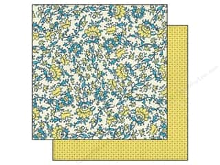 Flowers inches: Authentique 12 x 12 in. Paper Favorite Collection Collectable (25 pieces)