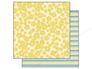 Flowers inches: Authentique 12 x 12 in. Paper Favorite Collection Desirable (25 pieces)