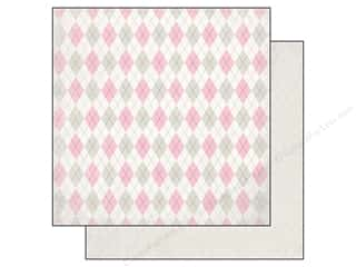 Authentique 12 x 12 in. Paper Classique Pretty Diamond (25 piece)