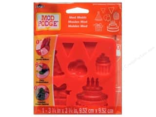 Plaid Mod Podge Tools Mod Mold Celebration