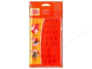 Glue and Adhesives ABC & 123: Plaid Mod Podge Tools Mod Mold Large Alphabet
