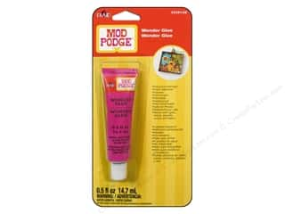 Plaid Mod Podge Tools Wonder Glue .5oz