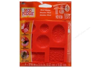 Clay & Modeling Animals: Plaid Mod Podge Tools Mod Mold Patterns