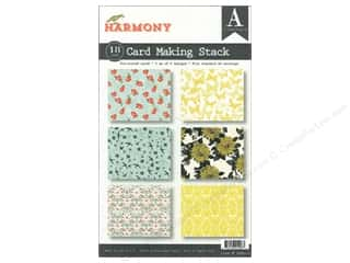Insects Papers: Authentique Card Making Stack 18 pc. Harmony