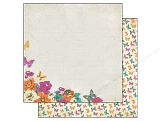 Authentique 12 x 12 in. Paper Radiant Whimsical (25 piece)