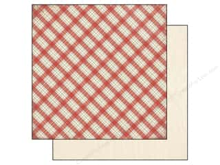 Plaid inches: Authentique 12 x 12 in. Paper Adventure Collection Rustic (25 pieces)