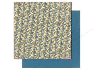 Flowers inches: Authentique 12 x 12 in. Paper Adventure Collection Wildflower (25 pieces)