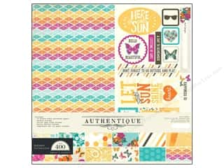 Authentique Collection Kit 12 x 12 in. Radiant