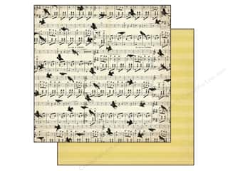Authentique Animals: Authentique 12 x 12 in. Paper Harmony Collection Song (25 pieces)