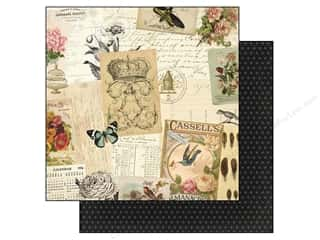 Authentique 12 x 12 in. Paper Harmony Abundance (25 piece)