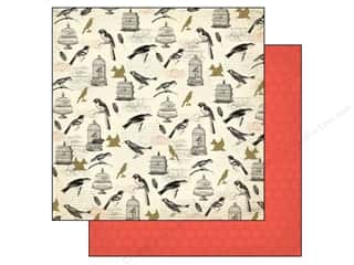Authentique Animals: Authentique 12 x 12 in. Paper Harmony Collection Nature (25 pieces)