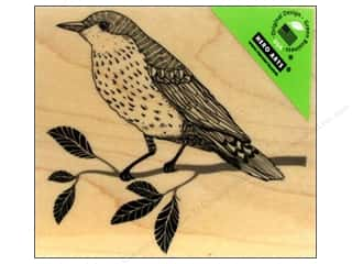 Rubber Stamping paper dimensions: Hero Arts Rubber Stamp Wise Bird