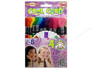 Janlynn Cool Cord Pack Friendship Bracelet 50pc