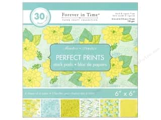 Multicraft Stack Pad 6x6 Perfect Prints Meadow