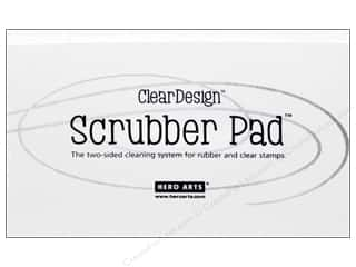 Hero Arts  Clear Design Double Scrubber Pad