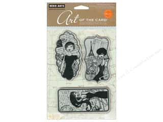 Hero Arts Cling Stamp Enchanted