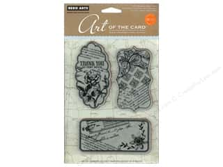 Hero Arts Cling Stamp Le Journal