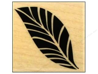 Rubber Stamping: Hero Arts Rubber Stamp Tropical Leaf
