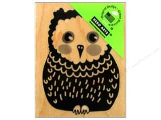 American Crafts Baby: Hero Arts Rubber Stamp Baby Owl
