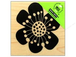 Rubber Stamps: Hero Arts Rubber Stamp Six Petal Flower
