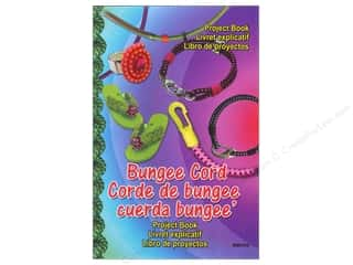 Pepperell Braiding Co. Books & Patterns: Pepperell Bungee Cord Project Book